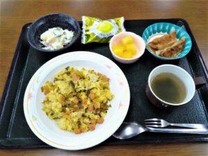 高菜チャーハン 朝食 昼食 夕食 白飯以外
